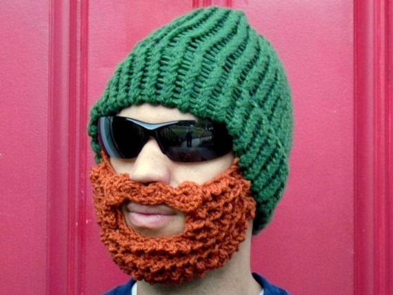 Fun Ny Find Bearded Beanies Little Miss Redhead